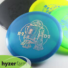Discraft STAR WARS R2-D2 Z BUZZZ *pick weight/color* Hyzer Farm disc golf mid $17.95 USD on eBay