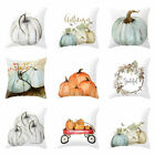 2019 Halloween Pumpkin Cushion Cover Square Pillow Case Thanksgiving Day Decor image