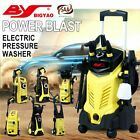 BY 3800 PSI 8M Hose High Pressure Washer Cleaner Electric Water Gurney Pump