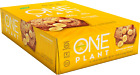 ISS Research ONE PLANT BAR, 12 Vegan Protein Bars - BANANA NUT BREAD