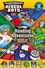 NEW - Transformers Rescue Bots: Reading Adventures (Passport to Reading Level 1)