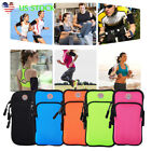 Sports Armband Running Jogging Gym Arm Bag Pouch Holder Case For Cell Phone Keys image
