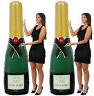 GIANT CHAMPAGNE BOTTLE BLOW UP PARTY CELEBRATION WEDDING MULTIPACK LOT