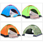 Outdoor Automatic Tents Camping Waterproof Tents Beach Hiking Tent Carry Bag
