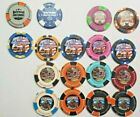 Harley Davidson Poker Chips-You Pick! Mexico-Jamaica-CA-KY-NV-TN  FREE SHIPPING! $3.0 USD on eBay