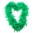1.8M BLACK PINK FEATHER BOA 1920S GATSBY HIGH QUALITY HEN NIGHT PARTY BOA
