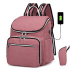 Mummy Nappy Diaper Bag Maternity Large Capacity Baby Care Nursing Backpack Bags