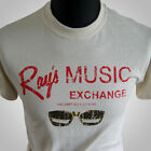 Strahlen Music Exchange Film Theme Retro Blues Brothers T-Shirt Ray Charles Cool