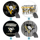 Pittsburgh Penguins Round Patterned Mouse Pad Mat Mice Desk Office Decor $4.99 USD on eBay