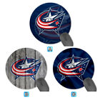 Columbus Blue Jackets Round Patterned Mouse Pad Mat Mice Desk Office Decor $4.99 USD on eBay