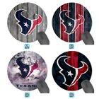 Houston Texans Round Patterned Mouse Pad Mat Mice Desk Office Decor $4.99 USD on eBay