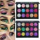 15colors Shimmer Glitter Eye Shadow Powder Palette Eyeshadow Cosmetic Makeup