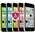 Excellent COND APPLE iPHONE 5C 8GB/16GB/32GB - UNLOCKED VARIOUS COLOR+WARRANTY