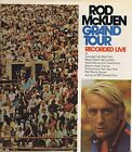 ROD McKUEN GRAND TOUR Recorded Live Vinyl Double LP33s Folk Album EX Stereo 1971
