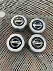 Nissan Patrol Original Hub Caps X4 In Great Ysed Condition