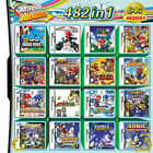500/486/482/468/488/208 In 1 Video Game Card For NDS 2DS 3DS NDSI NDSL