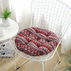 """Round Square Chair Pad Patio Cushion Washable Seat Garden Mat Home Decor 16"""""""