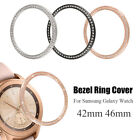 Watch Cover Case Diamond Metal Bezel Ring For Samsung Galaxy Watch 42mm 46mm image