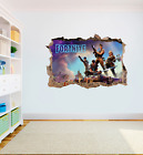 Fortnite Wall Art Sticker Game High Quality Bedroom Decal Print Boys Girls
