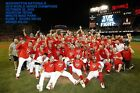2019 WORLD SERIES CHAMPIONS WASHINGTON NATIONALS STAY IN THE FIGHT PHOTO JG17 on Ebay