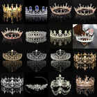 Kyпить Crystal Princess Tiara Crown Wedding Bridal Hair Accessory Birthday Prom US на еВаy.соm