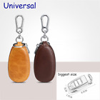 Universal Leather Car Remote Key Fob Chain Zipper Wallet Holder Bags Case Cover $20.88 USD on eBay