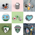 Pin Brooches Potted Plants Gift for Friends Different Hard enamel lapel Bag Hat  image