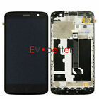 CA For ZTE Blade Spark Z971 Z971VL LCD Display Touch Digitizer Assembly ± Frame