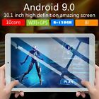 "10.1"" Wifi/4g-lte Tablet Pc Android 9.0 8g 128g 10core Google Dual Camera Gps Uk"