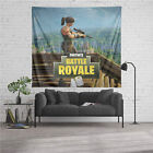 Custom Tapestry 4Fort 5nite Wall Hanging Decor Sofa Table Cover Tapestries