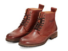 GENUINE TRIUMPH HARDWICK BROWN MOTORCYLE BOOTS ALL SIZES MBTS19515 $183.35 USD on eBay