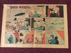 March 24, 1940 BUCK ROGERS IN THE 25TH CENTURY Sunday Half Page Strip