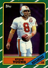 1986 Topps Football You Pick/Choose Cards #230-396 RC + Inserts *FREE SHIPPING* $1.05 USD on eBay