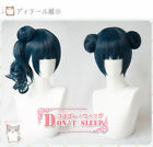 Love Live! Sunshine!! Aqours Tsushima Yoshiko Yohane Short With Bun Cosplay Wig