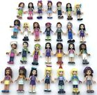 LEGO NEW FRIENDS MINIFIGURES GIRL AND BOYS WOMEN FEMALE FIGURES YOU PICK