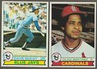 BUY 1, GET 1 FREE - 1979 TOPPS BASEBALL - YOU PICK #601 - #726 - SHARP NMMT $1.0 USD on eBay