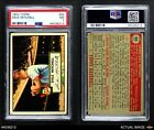 1952 Topps #92 Dale Mitchell Indians PSA 7 - NM