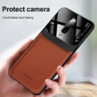Camera Protection PU Leather Slim Shockproof Case Cover For Oneplus 6t/7/7 Pro