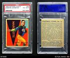 1935 National Chicle #32 Swede Johnston  PSA 4 - VG/EXFootball Cards - 215