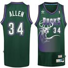 Ray Allen #34 Milwaukee Bucks Men's adidas Green Home Game Jersey on eBay