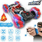 Remote Control Off-Road Stunt Car Gesture Sensing 4WD Double-Sided Twisting Flip