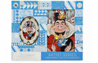 Disney Artist Series Sketchbook Ornament & Lithograph Set Alice in Wonderland LE