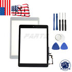 For iPad Air Screen Replacement 1st A 1474 1475 1476 Touch Digitizer Home Button
