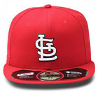 New Era St. Louis Cardinals Authentic On-Field Home 59FIFTY Fitted MLB Cap on Ebay