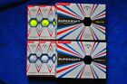 2, 3, 4 or 6 Brand New Boxes of White or Yellow Callaway SuperSoft Golf Balls