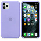 Original OEM Silicone Back Cover Case For Apple iPhone 11 Xs XR Pro Max SE 7 8+