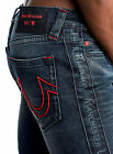True Religion Manchester United Mens Rocco Relaxed Skinny Super T Jeans - 102263