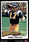 1975 Topps #518 Jesse Freitas Chargers San Diego St / Stanford 6 - EX/MT $0.99 USD on eBay