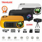 Kyпить Mini Portable Projector 1080P LCD Home Theater Video Projector Beamer EU на еВаy.соm