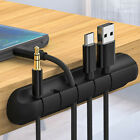 2Pack Cable Clips Holder Desktop Cable Winder Clip Organizer For Car Wire Placid